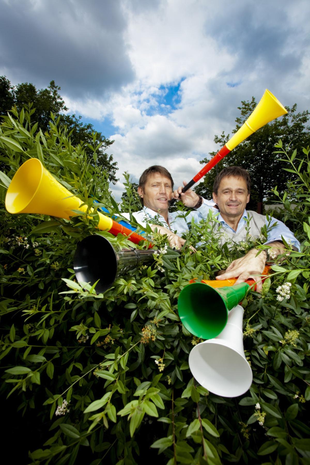 Gerd Kehrberg et Frank Urbas