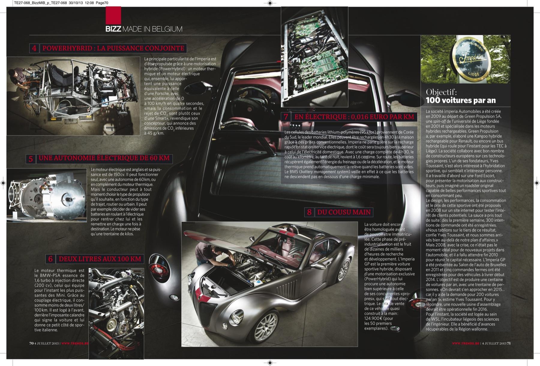 Bizz Magazine Imperia